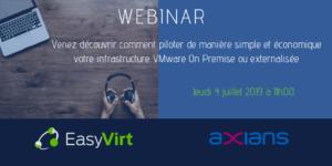 Webinar Easyvirt: Axians