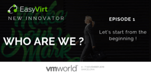 VMWorld 2019 - Easyvirt - DC Scope