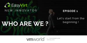 VMWorld 2019 - Easyvirt - DC Scope
